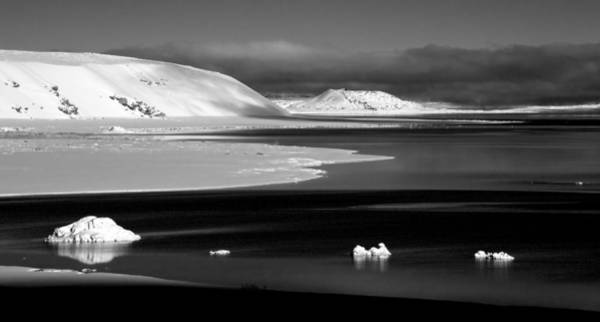 Photograph - White Black Point by Cat Connor