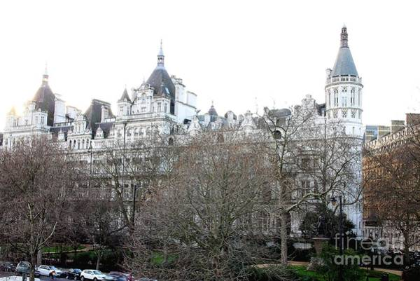 Photograph - White Buildings In London by Jeremy Hayden