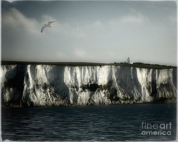 Photograph - White Cliffs Of Dover by Edmund Nagele