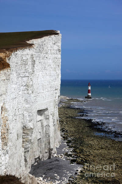 Photograph - White Cliffs Of England by James Brunker