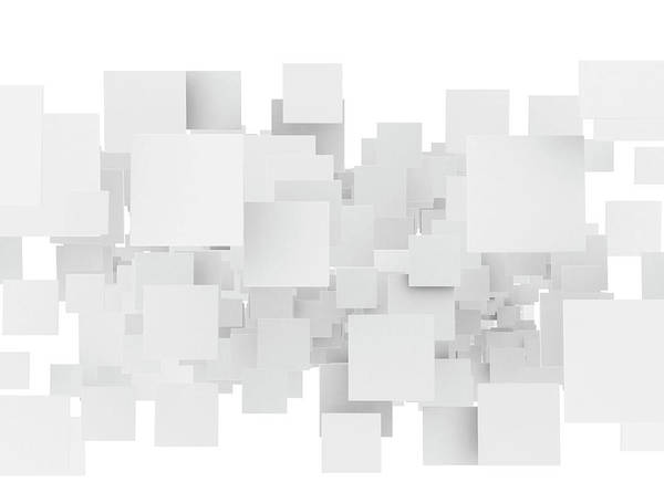 Wall Art - Photograph - White Illustration by Jesper Klausen / Science Photo Library