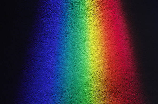 Wall Art - Photograph - White Light Spectrum by Giphotostock/science Photo Library