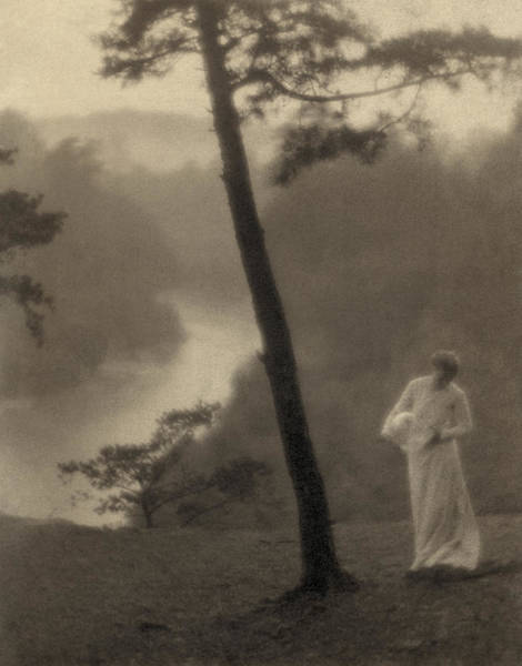 Wall Art - Photograph - White Morning, 1906 by Granger