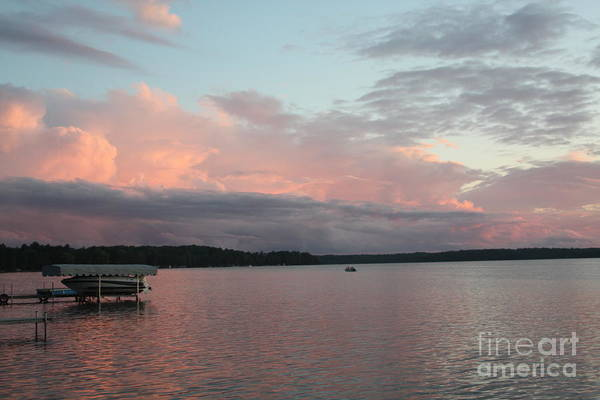 Wall Art - Photograph - White Potato Lake by Nancy TeWinkel Lauren