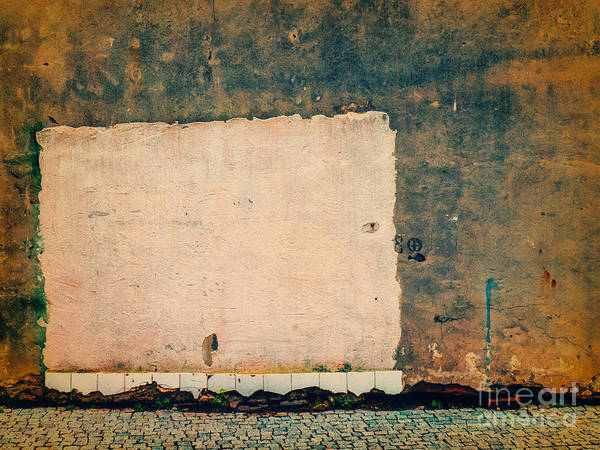 Photograph - White Rectangle    by Silvia Ganora
