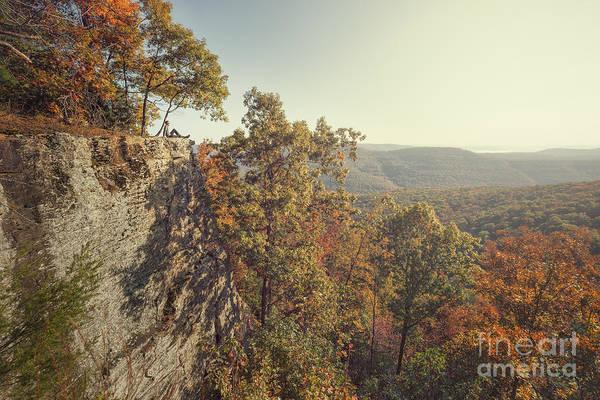 White Rock Mountain View Art Print