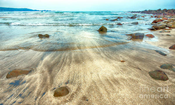 Photograph - White Sand Beach by Yew Kwang