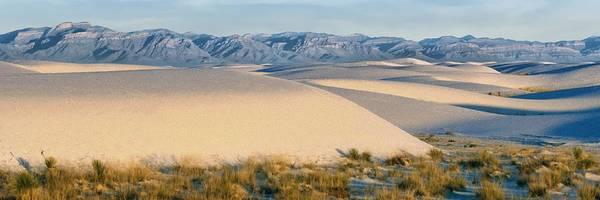 Wall Art - Photograph - White Sands Morning #1 - New Mexico by Nikolyn McDonald