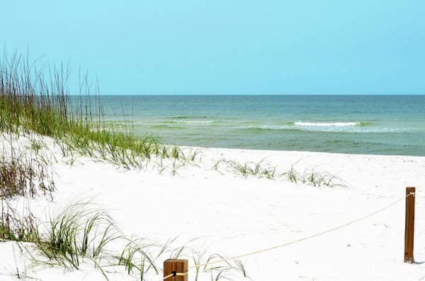 Wall Art - Photograph - White Sandy Beach II by Gail Peck