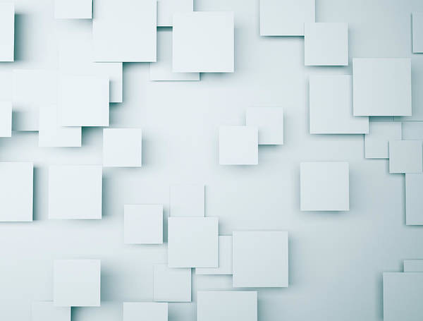 Wall Art - Photograph - White Square by Jesper Klausen / Science Photo Library