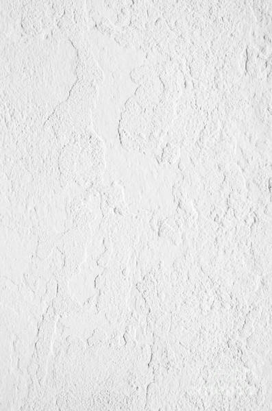 Stucco Wall Art - Photograph - White Stucco by Carlos Caetano