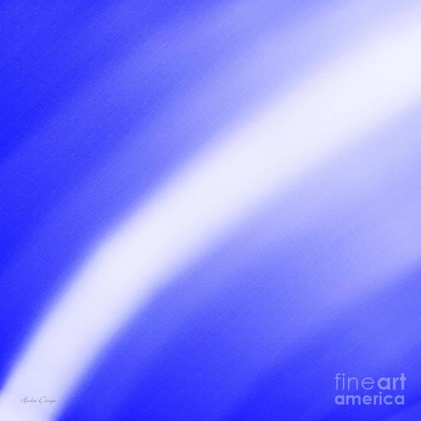 Digital Art - White Tornado by Andee Design