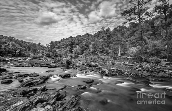 Photograph - Sweetwater Creek by Bernd Laeschke