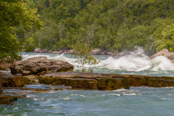 Photograph - White Water by Garvin Hunter