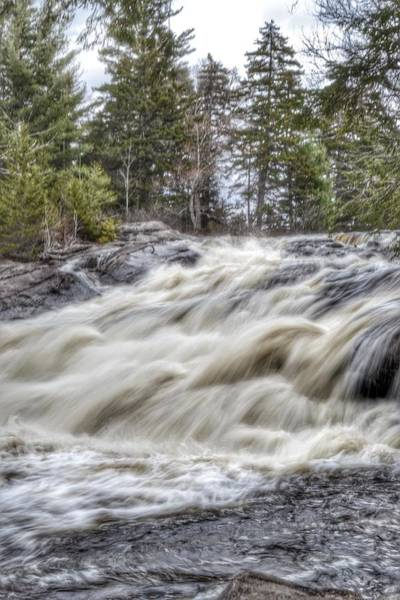 Photograph - White Water by Kathy McCabe