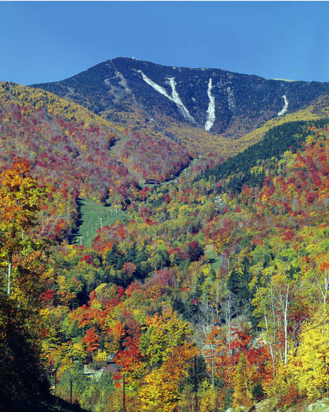 Photograph - 131709-whiteface Mountain V by Ed  Cooper Photography