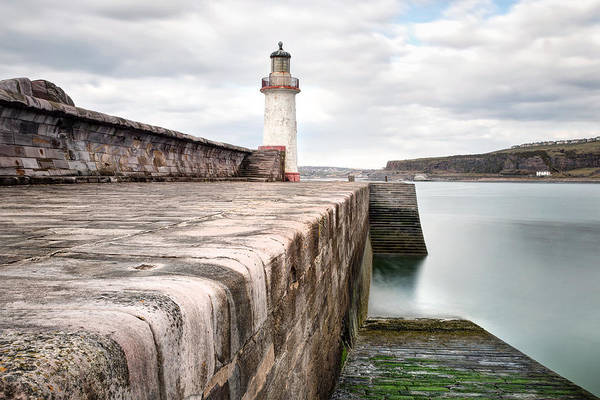 Wall Art - Photograph - Whitehaven Pier by Chris Frost