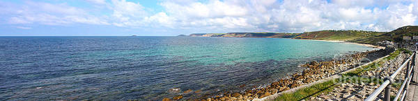 Sennen Cove Photograph - Whitesand Bay And Cape Cornwall by Terri Waters