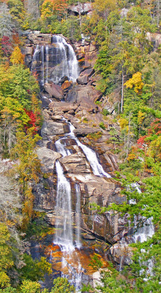 Photograph - Whitewater Falls Vertical by Duane McCullough