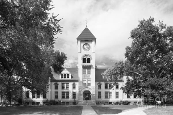 Photograph - Whitman College Memorial Building by University Icons