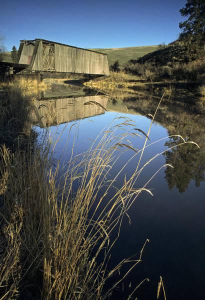 Wall Art - Photograph - Whitman County Bridge by Latah Trail Foundation