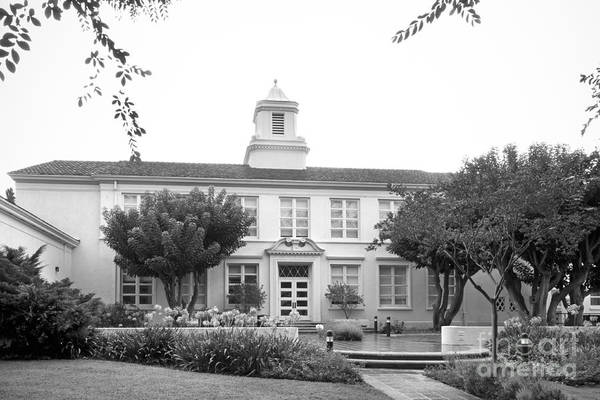 Photograph - Whittier College Hoover Hall by University Icons