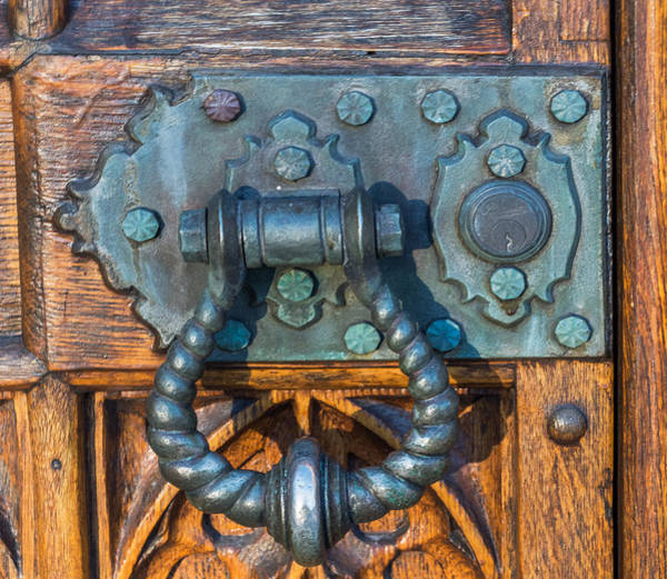 Photograph - Who Is At The Door by Garvin Hunter