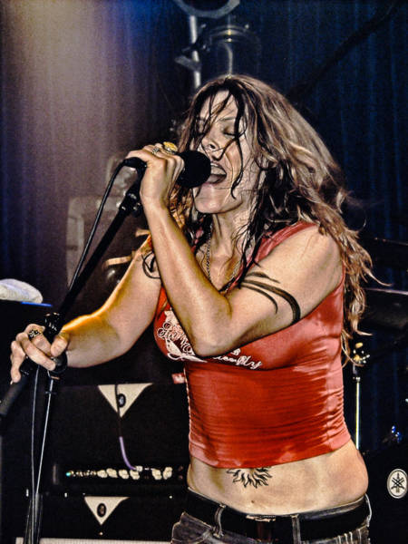 Rock Music Photograph - Whole Lotta Power by Joachim G Pinkawa