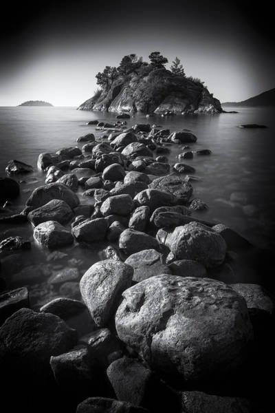Photograph - Whytecliff Park by Paul W Sharpe Aka Wizard of Wonders