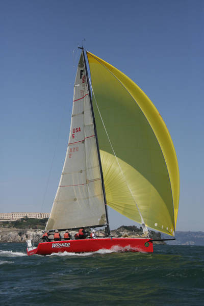 Photograph - Wicked Farr 36 by Steven Lapkin
