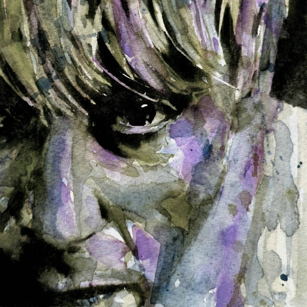 Men Painting - Wide Eyed Boy From Freecloud by Paul Lovering