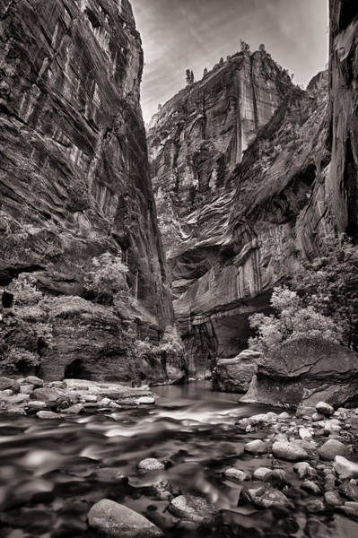 Wall Art - Photograph - Wide Narrows by Juan Carlos Diaz Parra