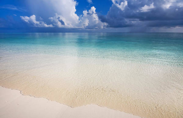 Photograph - Wide Ocean. Maldives by Jenny Rainbow