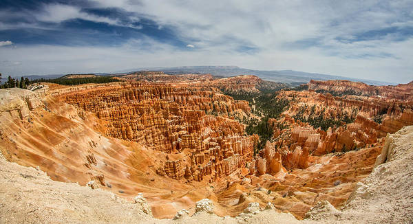 Photograph - Wide View Of Bryce Canyon by Pierre Leclerc Photography