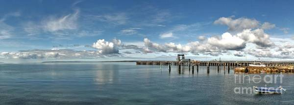 Photograph - Wide View Of Kingscote Bay by Stephen Mitchell