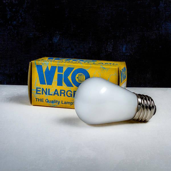Light Box Photograph - Wiko Enlarger Lamp by Yo Pedro