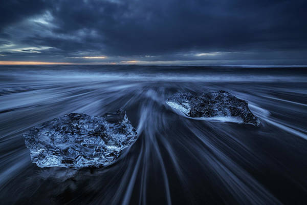 Wall Art - Photograph - Wild Ice by Juan Pablo De