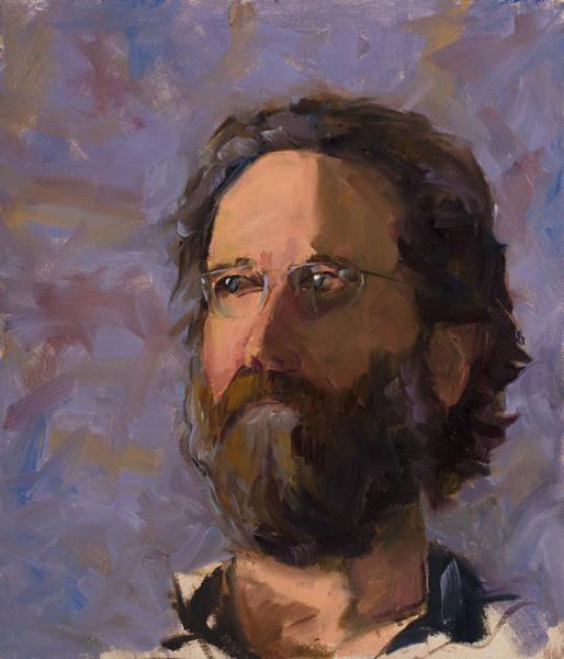 Painting - Wild Man by Mary Giacomini