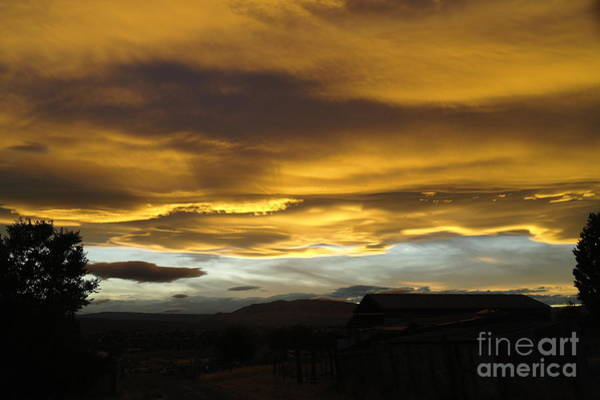 Swan Valley Photograph - Wild Skies  by Jeff Swan
