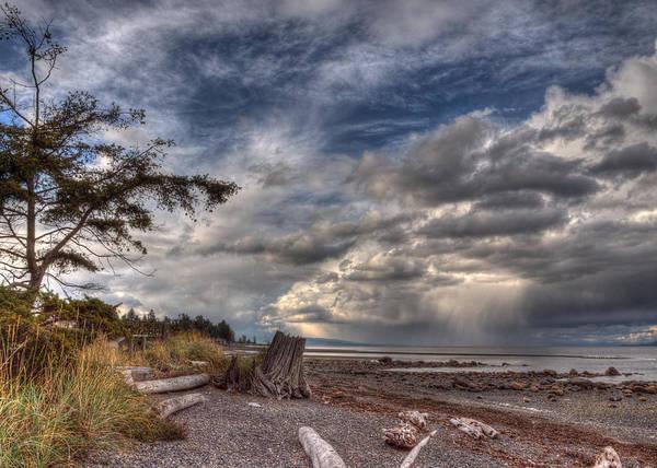 Photograph - Wild Sky by Randy Hall
