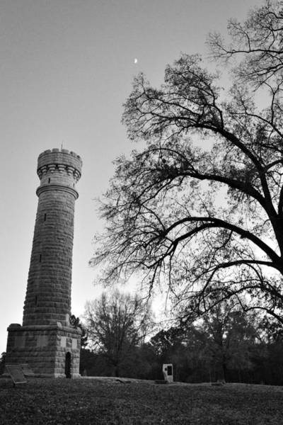 Photograph - Wilder Tower 6 by George Taylor