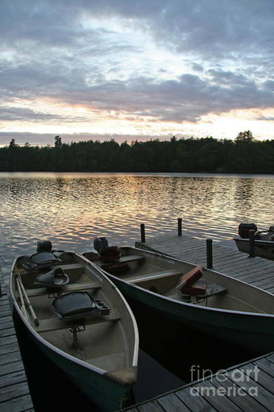 Photograph - Wilderness Lake Sunset by Kevin McCarthy