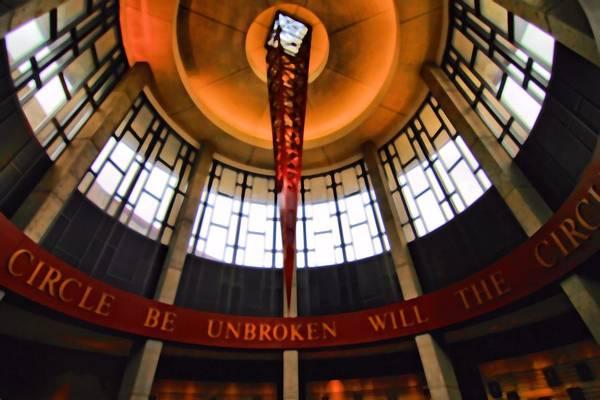 Unbroken Wall Art - Photograph - Will The Circle Be Unbroken by Dan Sproul