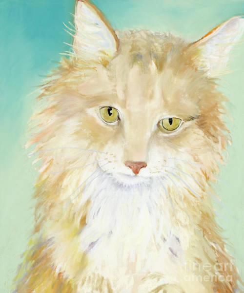 Painting - Willard by Pat Saunders-White