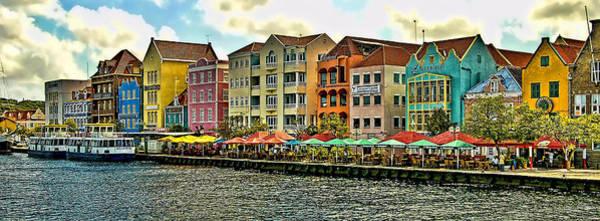 Panama Photograph - Willemstad - Curacao by Jon Berghoff