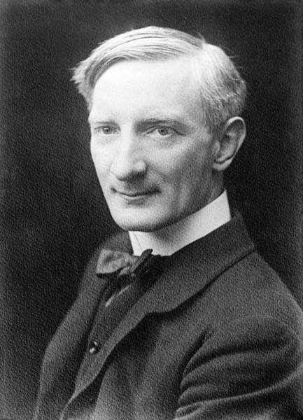 Security Service Photograph - William Beveridge by Library Of Congress