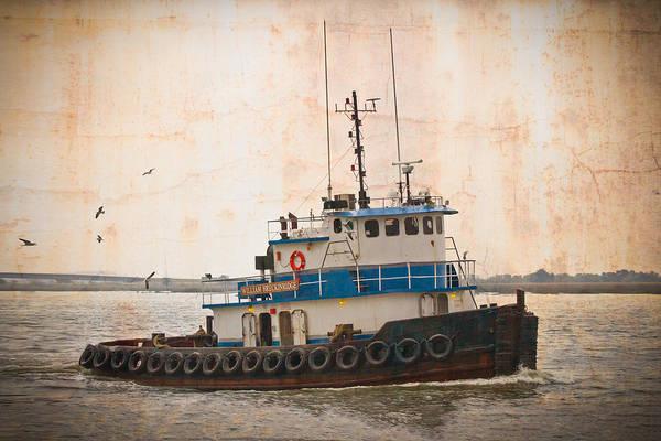 Harbour Island Photograph - William Breckinridge by Debra and Dave Vanderlaan