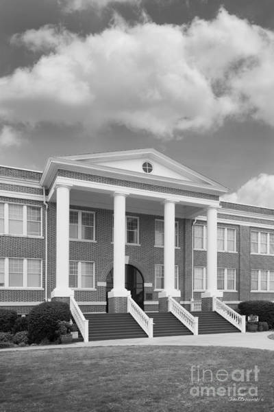 Photograph - William Carey University by University Icons
