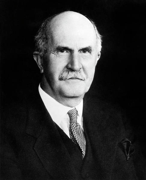 Nobel Prize Winners Wall Art - Photograph - William Henry Bragg by Aip Emilio Segre Visual Archives, W. F. Meggers Gallery Of Nobel Laureates