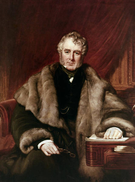 Painting - William Lamb (1779-1848) by Granger